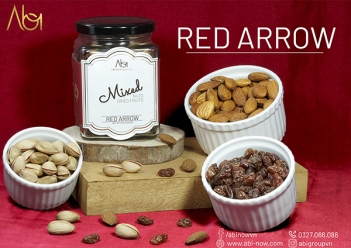 RED ARROW MIXED NUTS