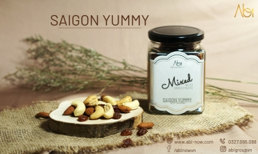 SAIGON YUMMY MIXED NUTS